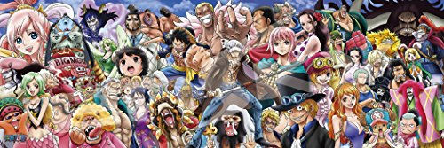 950ピース ジグソーパズル ONE PIECE CHRONICLES IV(34x102cm)