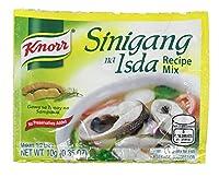 Knorr Sinigang na Isda Recipe Mix クノール シニガン スープの素 イスダ 10g