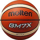 molten(モルテン) バスケットボール GM7X 人工皮革 7号球 BGM7X-TI