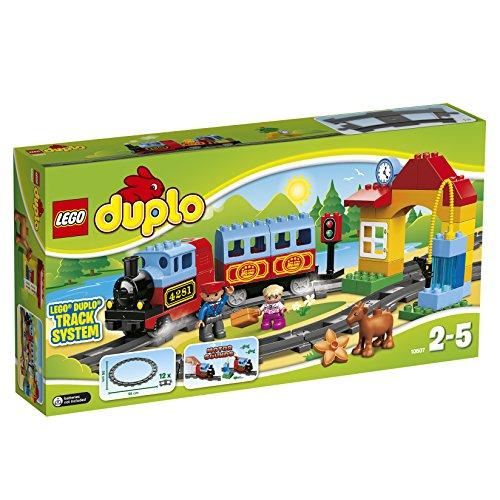 レゴ (LEGO) デュプロ はじめてのトレインセット 10507
