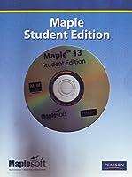 Maple 13 Student Edition CD