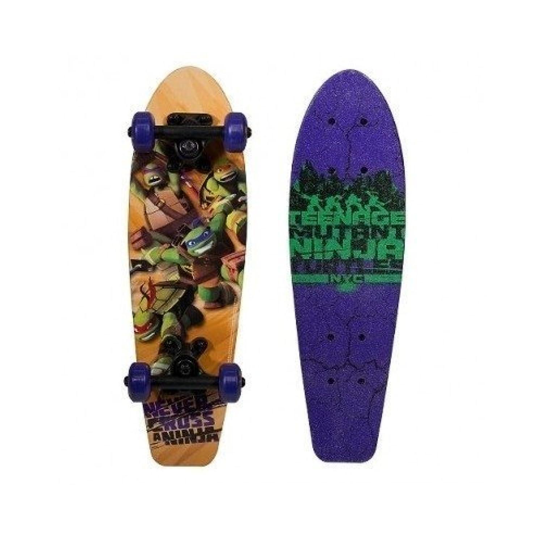 Teenage Mutant Ninja Turtle 21 Standard Skateboard by Nickelodeon