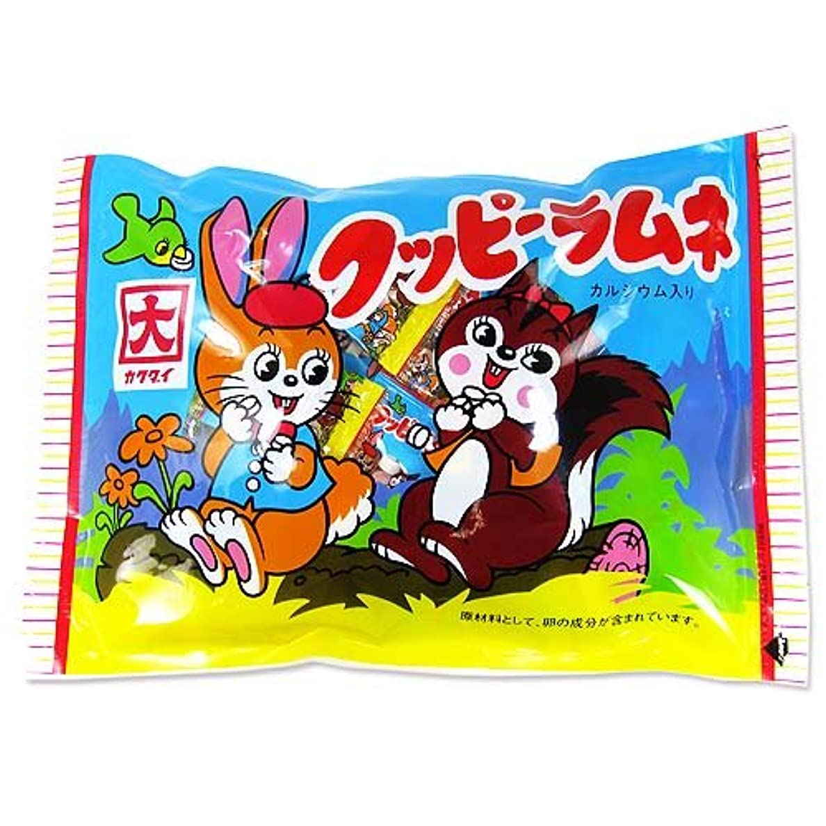 オーロック薄める経度【アミューズメントな駄菓子】カクダイ ビックパッククッピー (60袋入)