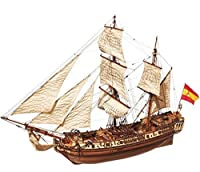 Occre 13000 La Candelaria 1:85 Scale Shipbuilding Kit [並行輸入品]
