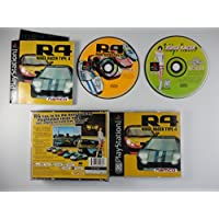 R4: Ridge Racer Type 4 - PlayStation PS1 [並行輸入品]