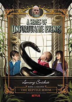 A Series of Unfortunate Events #2: The Reptile Room by [Snicket, Lemony]