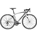 メリダ(MERIDA) ロードバイク RIDE 400 スパーククリヤシルバー 50サイズ