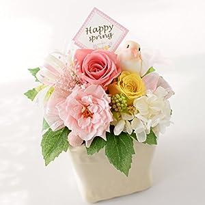 花由 プリザーブドフラワー パレット 春ver ブリザードフラワー フラワーギフト マケプレプライム便