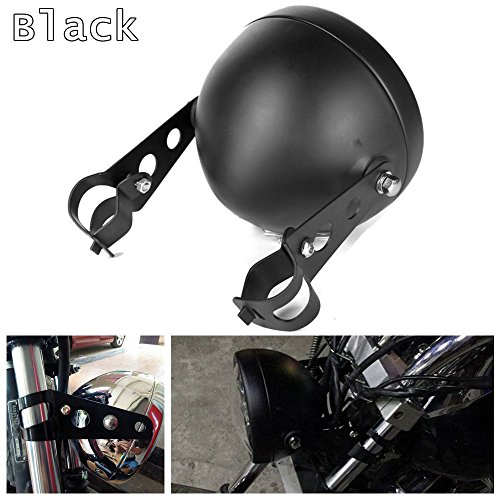 【HOZAN照明】汎用5.75インチ モートバイク用ヘッドラ...