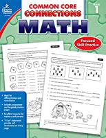 Common Core Connections, Math, Grade 1: 2013