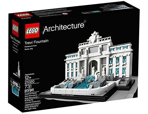 レゴ (LEGO) アーキテクチャー トレヴィの泉 21020