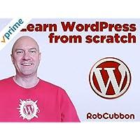 Learn WordPress Website Creation & Web Design From Scratch