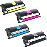 コニカミノルタ magicolor 2400/2500シリーズ カラー4色セット 大容量トナーカートリッジ リサイクルトナー KONICA-MINOLTA カラーレーザープリンター複合機用