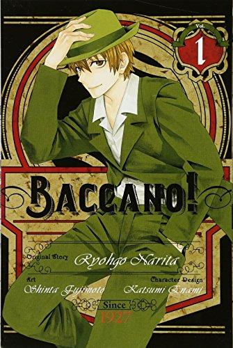 Baccano!, Vol. 1 (manga) (Baccano! (manga))