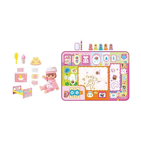 メルちゃん お人形セット入門セット (NEW) ...の商品画像