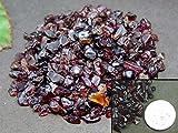 ガーネット さざれ 100g 浄化さざれ 天然石 パワーストーン ネイルやオルゴナイトなど色々な用途で使える