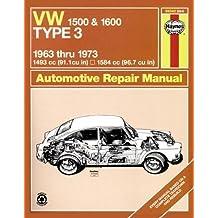Volkswagen 1500/1600 Type 3 Owner's Workshop Manual
