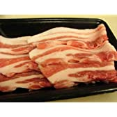 八幡平ポーク あい豚 しゃぶしゃぶ用 ミックス(ロース・肩ロース・バラ) 各200g×2P 亀山精肉店 豚本来の旨みが凝縮された甘い脂質 豚の健康にこだわって生産された高品質な豚肉