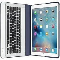 Logicool ロジクール CREATE iPad Pro キーボードケース Smart Connector (スマートコネクター) 搭載 バックライト付き IK1200BLA