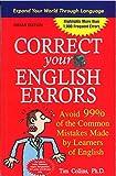 Correct Your English Errors [Paperback] [Jan 01, 2008] Tim Collins