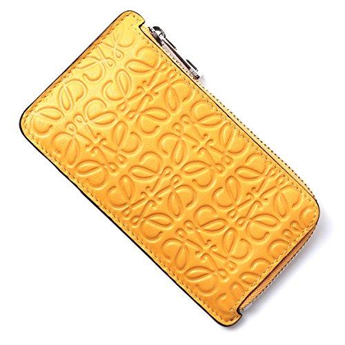 (ロエベ) LOEWE カードケース リピート ENGRAVED CALF [並行輸入品]