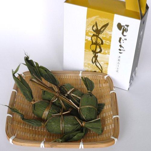 【お取り寄せグルメ】手作り笹団子 15個入り 専用箱入り/笹だんごは新潟のお土産の定番
