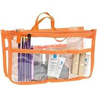 Vercord Clear Handbag Purse Tote Insert Organizer Liner Bag In Bag with Handle