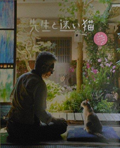 【チラシ付き、映画パンフレット】 先生と迷い猫   キャスト...