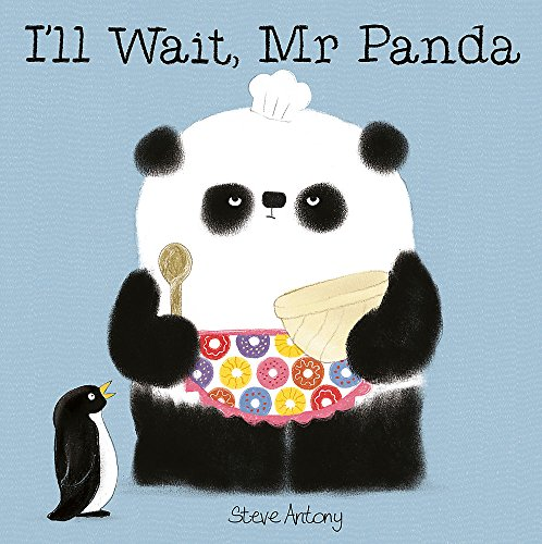 I'll Wait, Mr Panda Board Book...