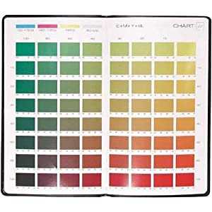 DIC ポケット型カラーチャート