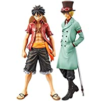 劇場版 『ONE PIECE STAMPEDE』 DXF THE GRANDLINE MEN vol.1ルフィ、vol.2 サボ 2種セット