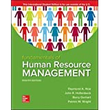 ISE Fundamentals of Human Resource Management