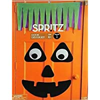 Spritz Door Decor Kit Pumpkin Halloween Decoration [並行輸入品]