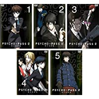 PSYCHO-PASS サイコパス2 (初回限定盤)全5巻