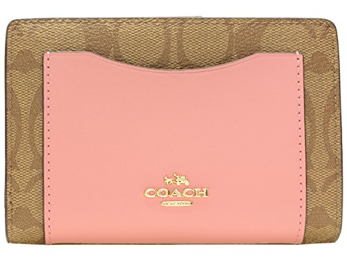 (コーチ) COACH 財布 二つ折り L字ファスナー f57824imllw アウトレット [並行輸入品]