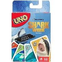 UNO ディスカバリー サメの週バージョン 特別ルール。