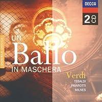 Verdi: Un ballo in maschera by Renata Tebaldi (1998-12-15)