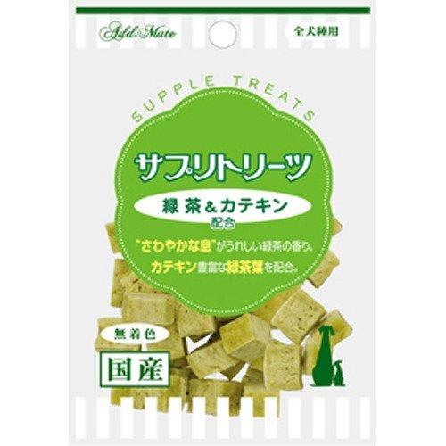 アドメイト サプリトリーツ 緑茶&カテキン配合 30g