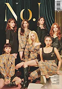CLC - No.1 (8th Mini Album) CD+Booklet+1Photocard+1On Pack Poster+Folded Poster [韓国盤]