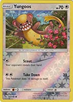 Yungoos - 112/156 - Common - Reverse Holo - Sun & Moon: Ultra Prism