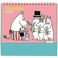 学研ステイフル ムーミン 2020年 カレンダー 卓上 原画 ポップアップ CM12089