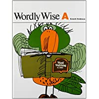 Wordly Wise: Book a