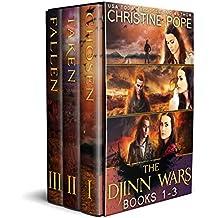 The Djinn Wars: Books 1-3: Chosen, Taken, and Fallen