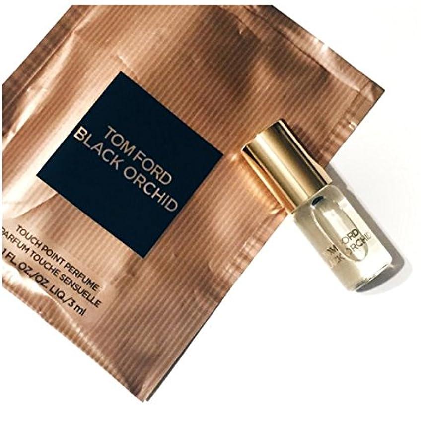 拡張動物博覧会Tom Ford Black Orchid (トムフォード ブラックオーキッド) 0.1 oz (3ml) Touch Point Perfume for Women