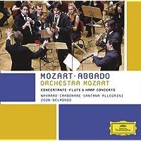 モーツァルト:協奏交響曲、フルートとハープのための協奏曲