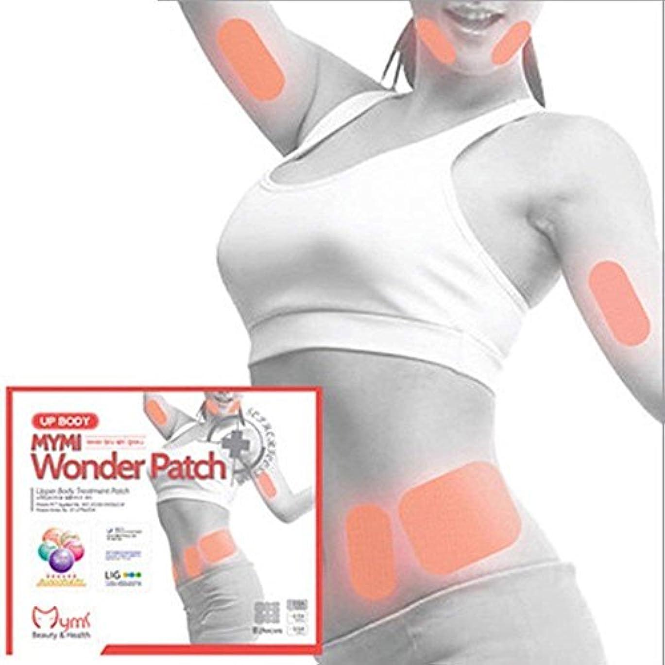 驚ピース干渉脂肪燃焼ダイエットパッチ - Delaman 貼るだけダイエット、お腹用 脚 腕 、ウェスト くびれ (PATTERN : Arms)