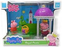 Peppa Pig - ROYAL PICNIC - Includes King Daddy & Princess Peppa Figures [並行輸入品]