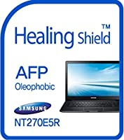 Healingshield スキンシール液晶保護フィルム Oleophobic AFP Clear Film for Samsung Laptop Ativbook 2 NT270E5R