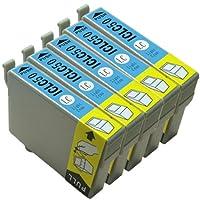 インク 【互換インク】 エプソン EPSON ICLC50 5個パック(ライトシアン 青) PM G4500 G850G 860 T960 カートリッジ プリンターインク 汎用インク インクカートリッジ 純正 汎用