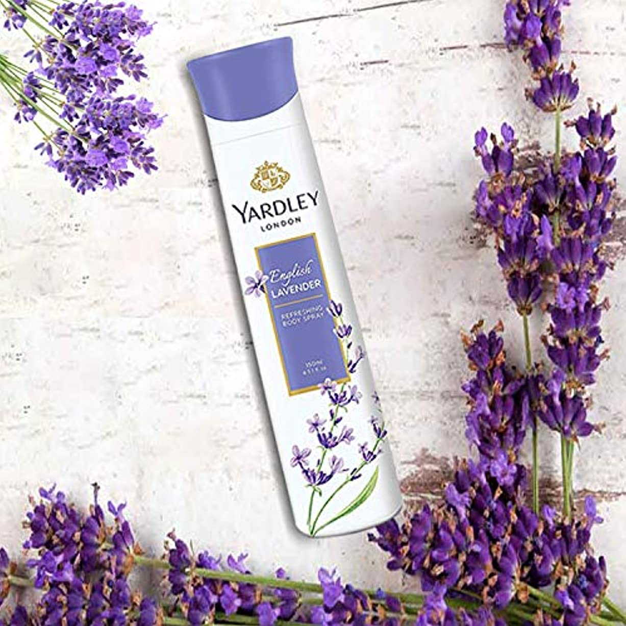 うまくやる()アグネスグレイ手配するYardley London Refreshing Body Spray English Lavender 150ml